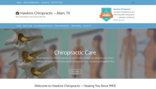 Hawkins Chiropractic, Allen, TX