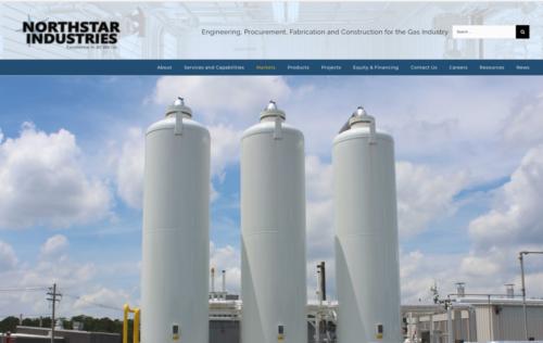 Northstar Industries - Homepage 1